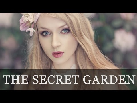 The Secret Garden - Aneta Pawska - Enchanted Stories - Backstage [Photo Session]