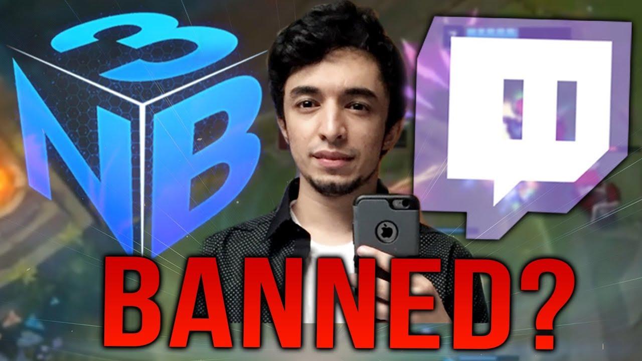 Twitch Bann