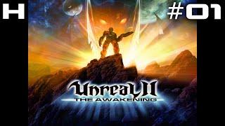 Unreal II The Awakening Walkthrough Part 01 [PC]