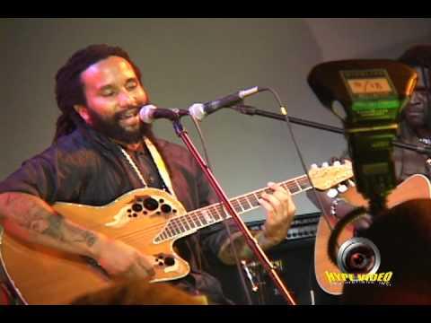 Kymani Marley Dear Dad Bob Marleys son at SOBs NYC Part 1 of 2 Hypecom
