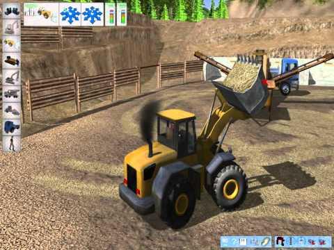Game, Simulator(26), Excavator\Игра, Симулятор(26), Экскаватор