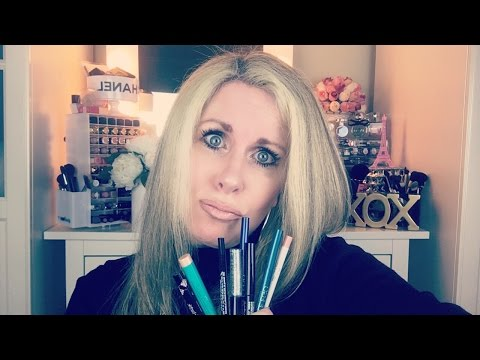 What's the BEST Eyeliner? Tips & Tricks For Ageless Eyes!