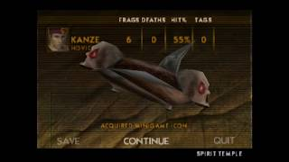 Nintendo 64 Longplay [004] Turok Rage Wars