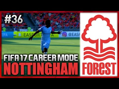 OUR FIRST LOSS?! NOTTINGHAM FOREST CAREER MODE #36 (FIFA 17)
