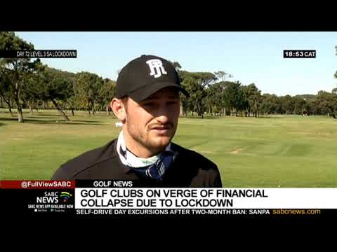 COVID-19 | SA golf clubs on the verge of financial collapse