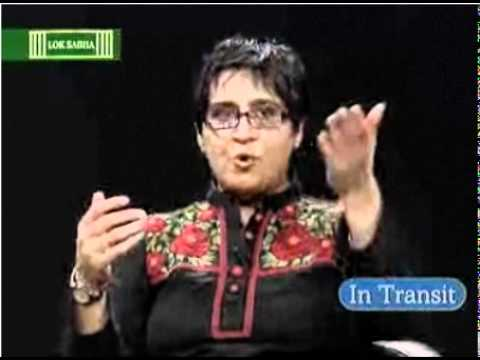 Sabeen on Lok Sabha TV - 2