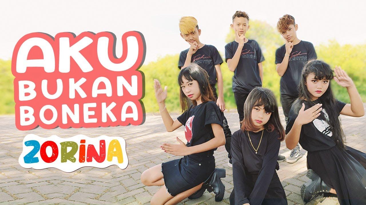 DJ Remix Zorina Dance - Kekeyi Bukan Boneka DJ Gagak