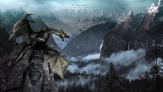 SkyrimV: древний свиток и мастер Партунакс