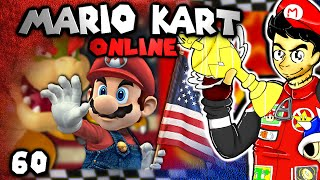 THE COLD WAR! (Mario Kart 8 Online: The Derp Crew - Part 60)