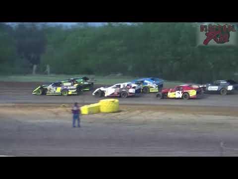 Salina Speedway - 5-11-18 - CRS Manufacturing Sport Mod Heats