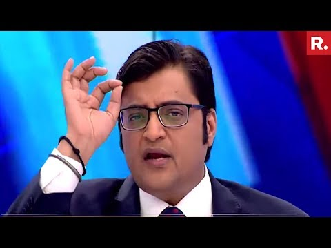 """Bangladesh Wants India's Help Against """"Rohingyas""""   The Debate With Arnab Goswami"""