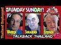 Funday Sunday TalkBack Thailand with Warren Gerdes #42