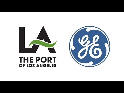 Port of Los Angeles and GE Transportation Partner to Digitize Shipping