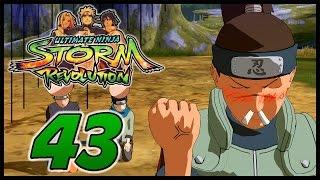 Naruto Storm Révolution: Sexy No Jutsu | Episode 43