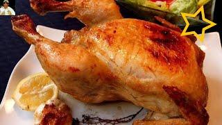 El mejor Pollo asado al horno del mundo   Recetas de cocina   Mikky Guerrero