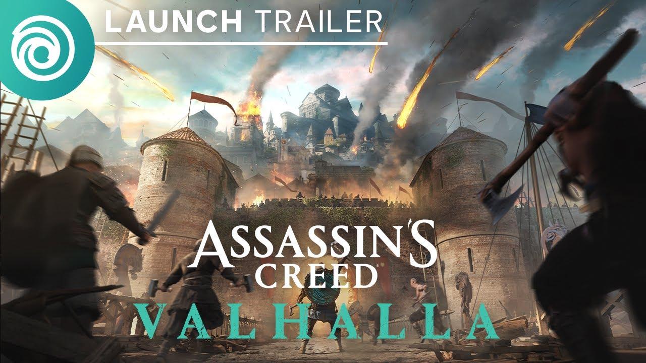 Zwiastun drugiego dodatku: Oblężenie Paryża   Assassin's Creed Valhalla