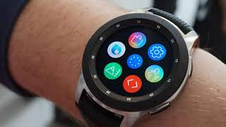 Samsung Galaxy Watch review first look