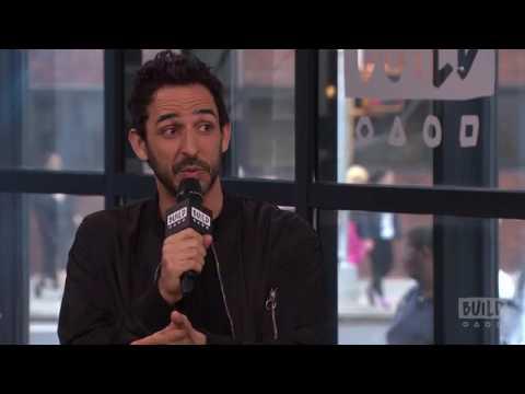 Amir Arison And Hisham Tawfiq Speak On