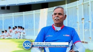 cricket s rise in the uae icc cricket 360 feat maxtalent global sports