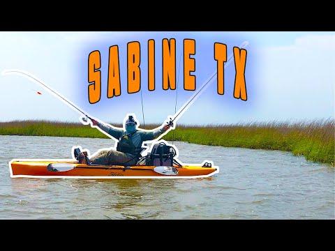 FISHING SABINE PASS TEXAS For BIG FISH