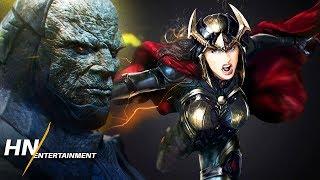 Villains Revealed for DC's New Gods Film