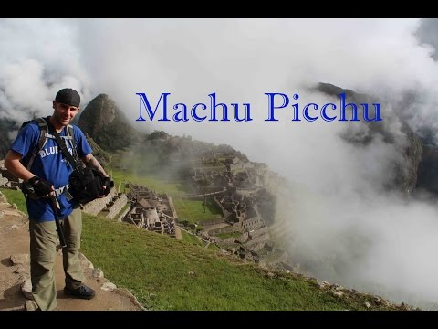 Machu Picchu Travel Peru GoPro HD