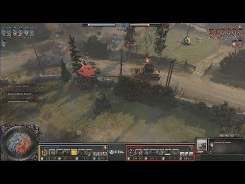 Armour Company is back! Devm vs Paul - ESL NA #5 Grand Final