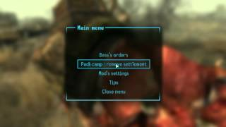 Fallout 3 GamePlay With RTS Mod