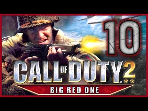 Call of Duty 2: Big Red One│Mission 9: The Great Crusade