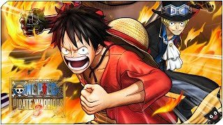 Seré el rey de los piratas! | One Piece Pirate Warriors 3