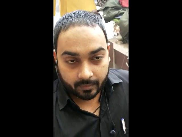 Mr.waseem got 100% result in hair fall by hijama from tajalli dawakhans & hijama centre..9319293031