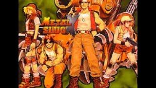 Metal Slug X, Tráiler Gameplay