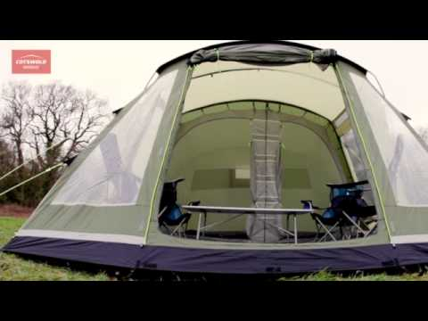 Outwell Oakland XL Deluxe tent (2012) | Cotswold Outdoor product video - YouTube : oakland xl tent - memphite.com