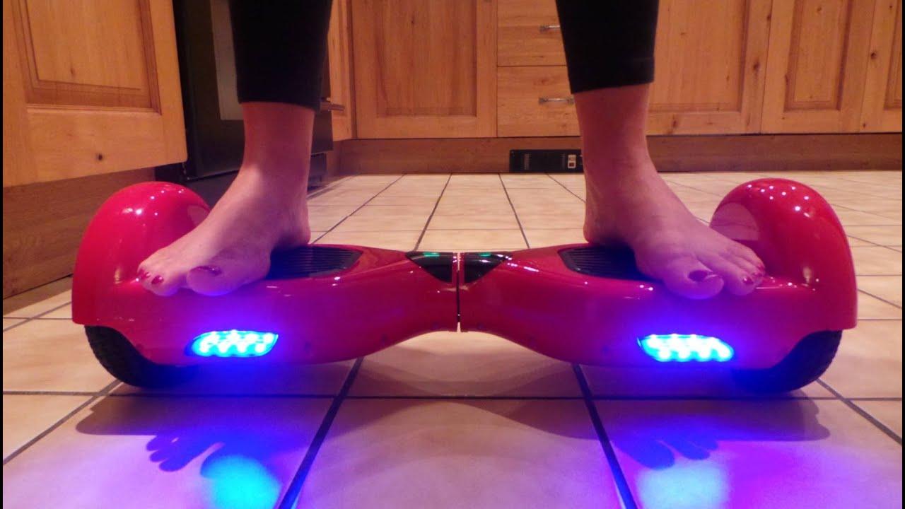 KT-Jayne Self Balancing #Hoverboard On Christmas Morning - My Best ...