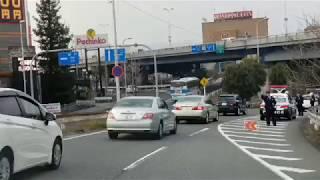 事件?事故?青バイ4台集結!! 青バイ 検索動画 11