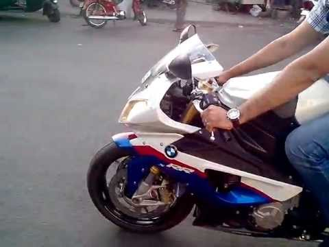 Bmw S1000rr In India Youtube