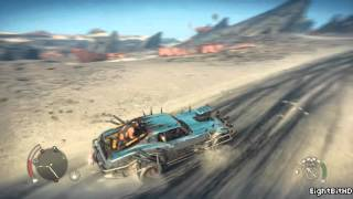 Mad Max Free Roam Gameplay #1