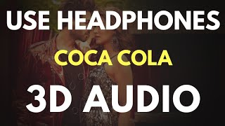 Luka Chuppi : COCA COLA (3D AUDIO) | Virtual 3D Audio