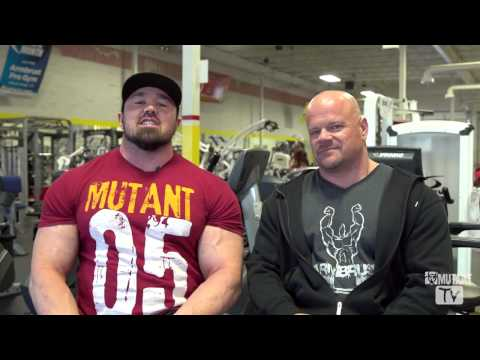 MUTANT LAB REPORT 03/14/2014 featuring Armbrust Pro Gym and Johnnie O. Jackson