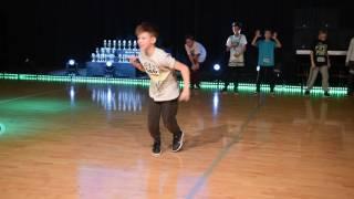 Valters Janis Kalnins | HipHop Solo Male Children | LT Cup'16 | LithuanianCupTV