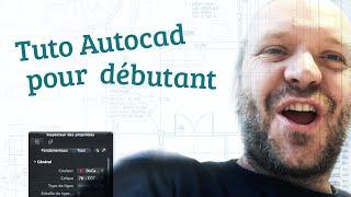 Tuto Autocad pour débutant [ COMPLET ]