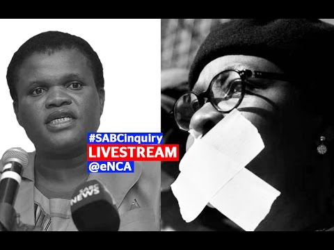 LIVE: Parliamentary inquiry into the SABC board continues