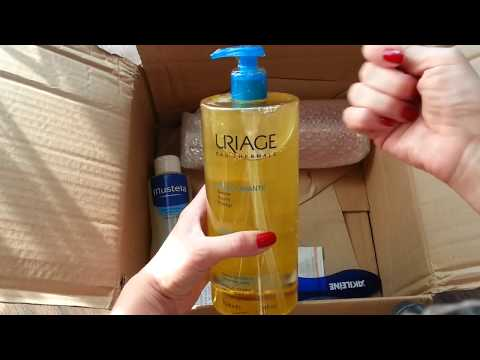 Pharmashopdiscout. Unboxing. Lierac, Bioderma, Uriage