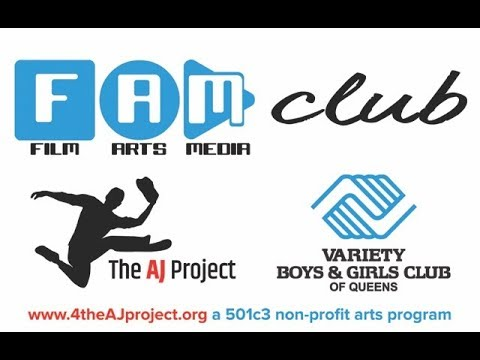 Film Arts Media FAM Club 2017 class video