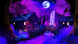Magical Night  Soothing Sleep Healing Music ★ Deep Calming Sleeping Music | Relaxing Sleep Music