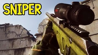 BATTLEFIELD 4 Premium Edition - PS4   PRO Sniper