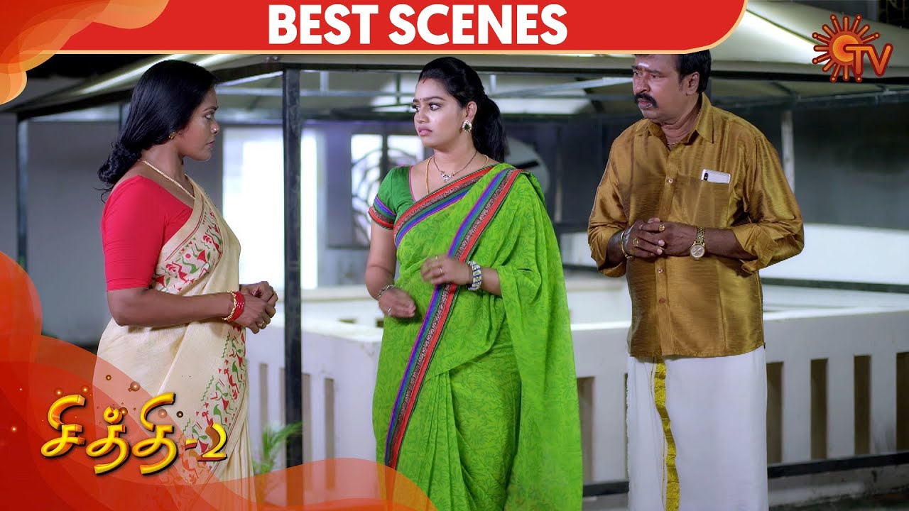 Chithi 2 - Best Scene | Episode - 61 | 12 August 2020 | Sun TV Serial | Tamil Serial