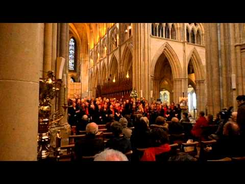 Ingleheart Choirs at Truro Cathedral