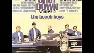 No-Go Showboat -  The Beach Boys