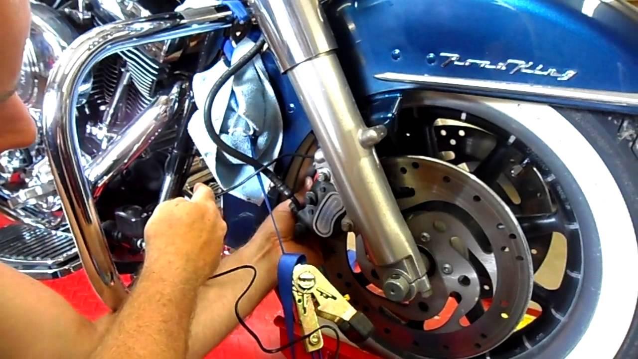 How to install led brake calliper light on motorcycle youtube swarovskicordoba Choice Image